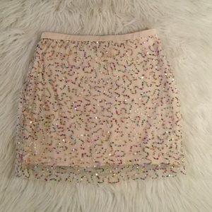 🎆New item - Sequin Skirt ▪ H&M